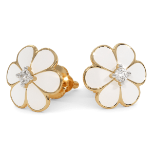 The Floral Joy Earrings For Kids