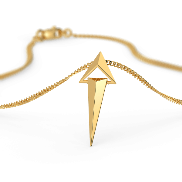 The Glaive Axis Pendant