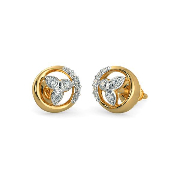 The Nile Stud Earrings
