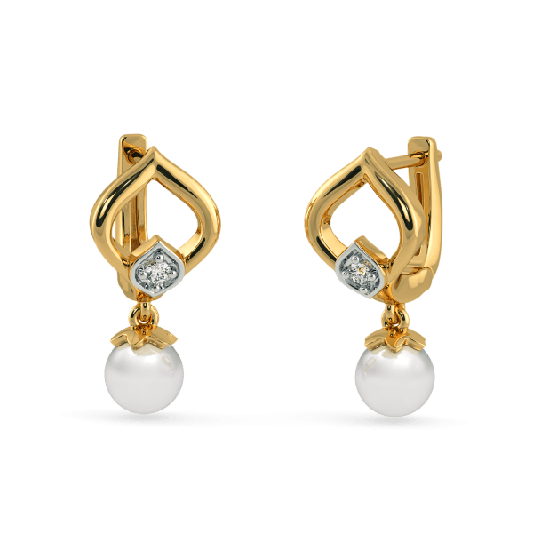 The Saleena Drop Earrings