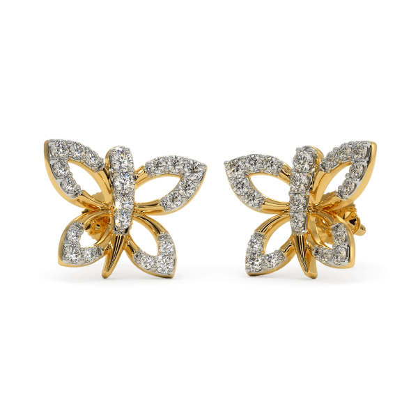 The Dominga Stud Earrings